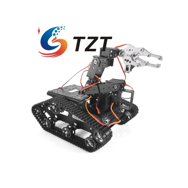 TR300 Tank Car 6 Degree of Freedom Mechnical Arm ABB Indutry Robot