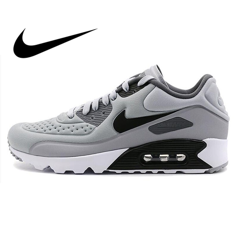 6d1712038a8 Original Authentic NIKE AIR MAX 90 ULTRA SE Men s Running Shoes Sport  Outdoor Sneakers Breathable 2018