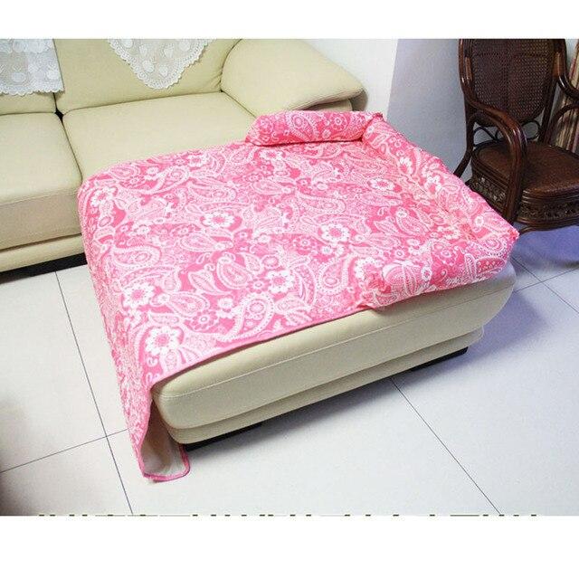 Venxuis lits pour animaux de compagnie canapés couverture impression florale chien tapis siège de voiture pour animaux de compagnie chien tapis couverture de siège de voiture pour animaux de compagnie canapé tapis livraison directe