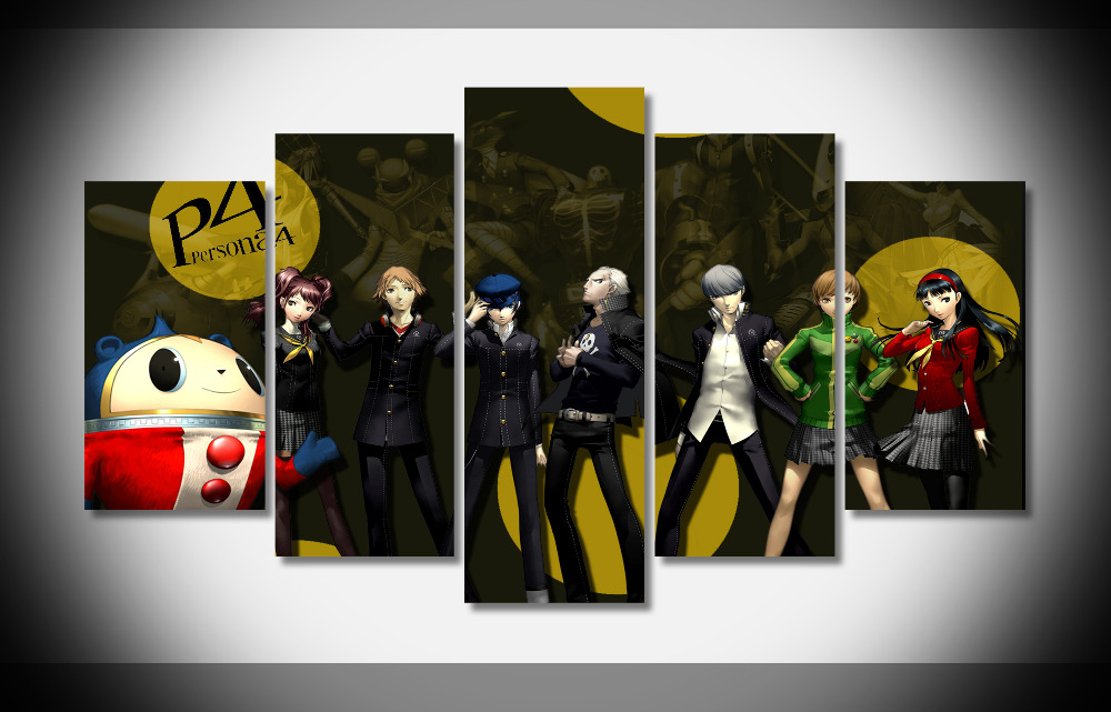 7415 persona 4 hd Poster Framed Gallery wrap art print home wall decor  wall picture Already to hang digital print wholesale 7415 persona 4 hd Poster Framed Gallery wrap art print home wall decor  wall picture Already to hang digital print wholesale