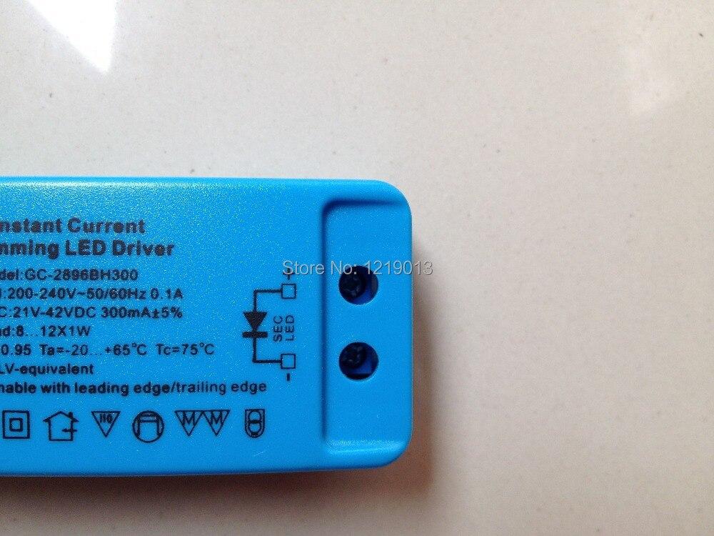 WAIBERLON HLV4528R1 LED Driver Trafo Transformator 14-28 Volt 6-12 Watt Mini
