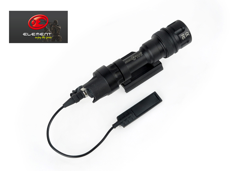 Element SF M952V LED Weapon Light Rail Tactical Flashlight Strobe option+Free shipping(E040051)