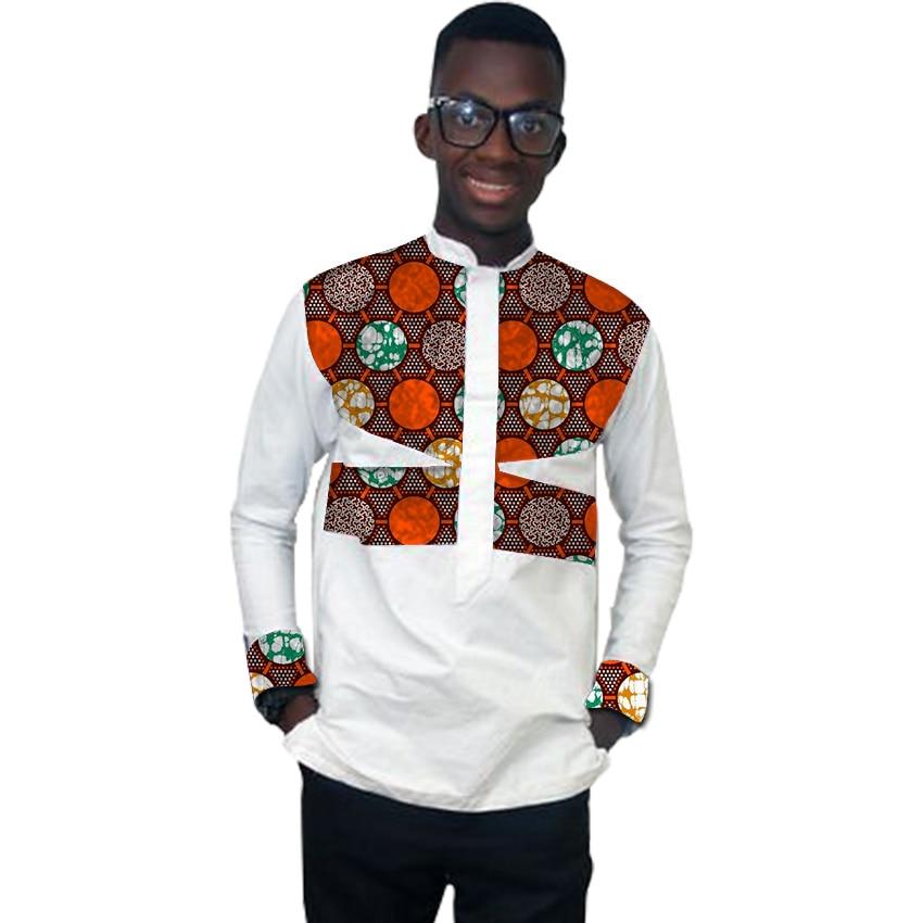 chemise homme africaine,Afrique impression hommes 脿 manches