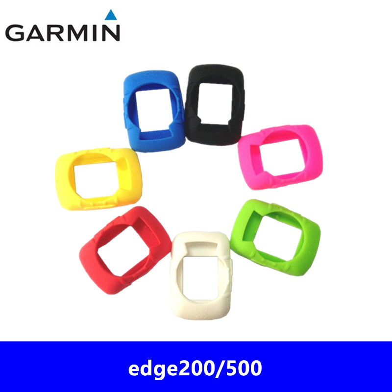 AnalíTico Funda Genérica De Gel Para Bicicleta Y Protector De Pantalla Para Garmin Edge 200 Edge 500 Gps Funda De Calidad Para Ordenador Para Edge 200/500asd