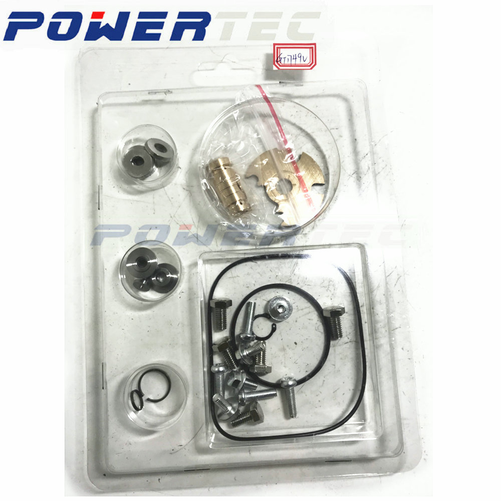 720855 701854 454231 454232 GT1749V turbocharger rebuild parts GT1752V GT1849V GT1852V NEW turbine repair kits GT2052V <font><b>GT2056V</b></font> image
