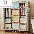 Мебель для спальни garderobe нетканые ткань гардероб сочетание складной рамы мебель для спальни шкаф хранения коробка