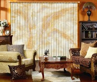 Luxury European Curtains Custom Any size 3D Curtain marble Curtains For Bedroom Living room Blackout Long Curtain