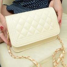 Lozenge Fashion handbags High quality PU leather Women bag S