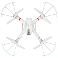 MJX X101 2 4G 3D Roll FPV Wifi RC Quadcopter Drone Helicopter 6 Axis Toy White