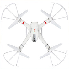 MJX X101 2.4G 3D Roll FPV Wifi RC Quadcopter Drone Helicopter 6-Axis Toy-white