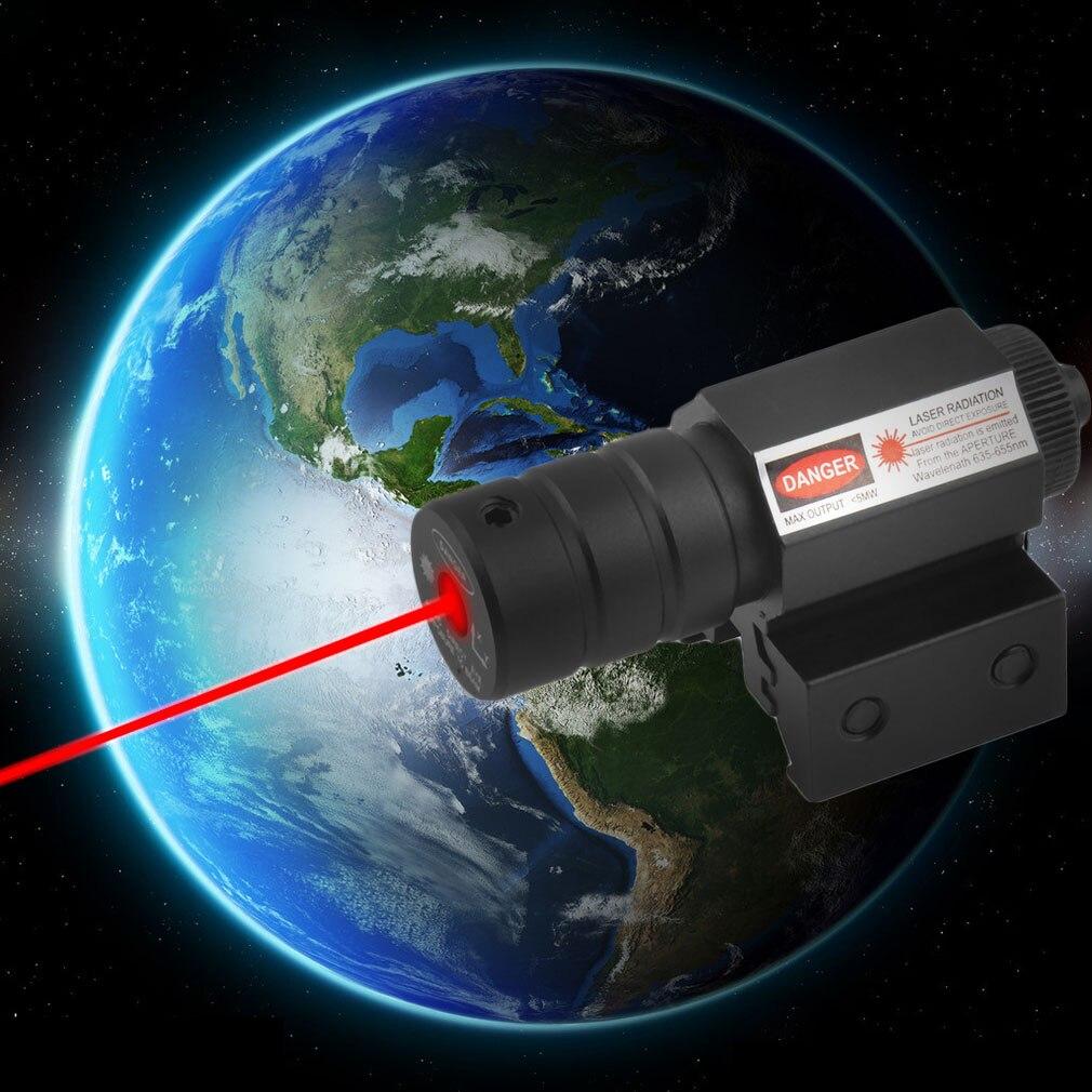 Caccia tattico Red Dot Sight Laser Fascio di Luce Scope Con Il Monte Per Riprese con tempi di Fermo Con L'obiettivo di Oggetti In Movimento Veloce caccia