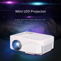 1080 P de Vídeo Mini Proyector Full HD Proyector WiFi TV Android4.4 4.0 pulgadas LED Proyector del Teatro Casero Beamer Proyector Multimedia