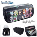Sword domain of God Pen Wallet multifunctional anime kirito Yasina double zipper bag purse with large capacity