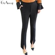 Плюс большой размер женские брюки осень зима Новый Дамы Офис 2016 женской Моды Харен Карандаш Брюки Женские Повседневные Брюки