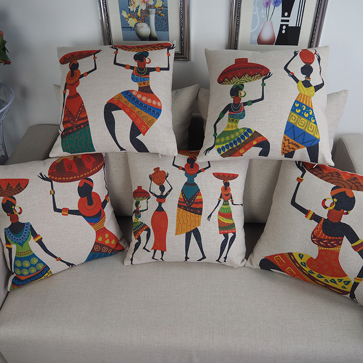 African Print Cushions Reviews