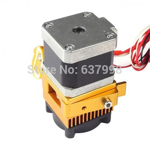 ФОТО Nozzle Extruder Print Head for 3D Printer RepRap module NTC 100K