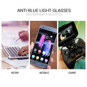 Image 4 - מתקדם מרשם משקפיים גברים Photochromic אנטי כחול אור משקפיים זכר קוצר ראייה אופטית Eyewear ברור קוריאה TR90 מסגרת