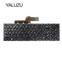 YALUZU клавиатура для Samsung NP300E5V-A03 355V5C 350V5C 550P5C 270E5V 275E5V 300E5V 270E5U ноутбук/ноутбук QWERTY американский английский