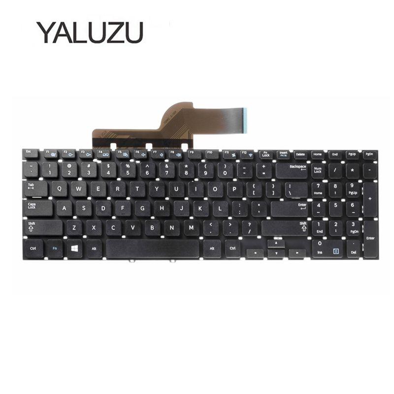 YALUZU Keyboard for Samsung NP300E5V-A03 355V5C 350V5C 550P5C 270E5V 275E5V 300E5V 270E5U Laptop / Notebook QWERTY US English