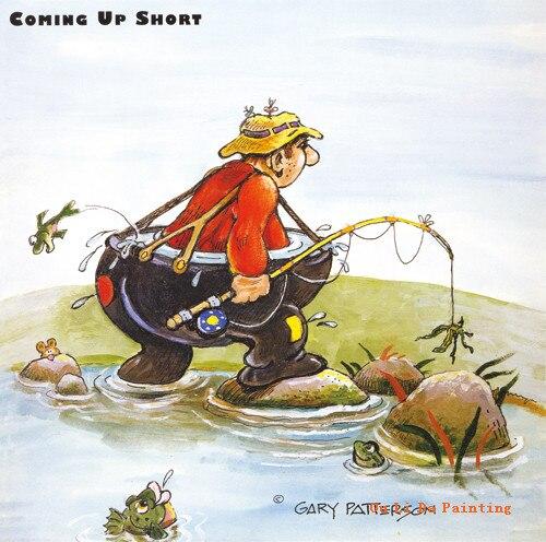 руби мультфильм на рыбалке