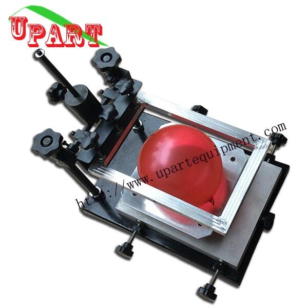 Hot Sale Small Balloon Printing Machine Latex Ballooon Screen Printing Machine