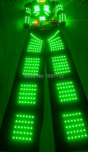 LED Costume /LED Clothing/Light suits/ LED Robot suits/ Luminous costume/ trajes de LED/light