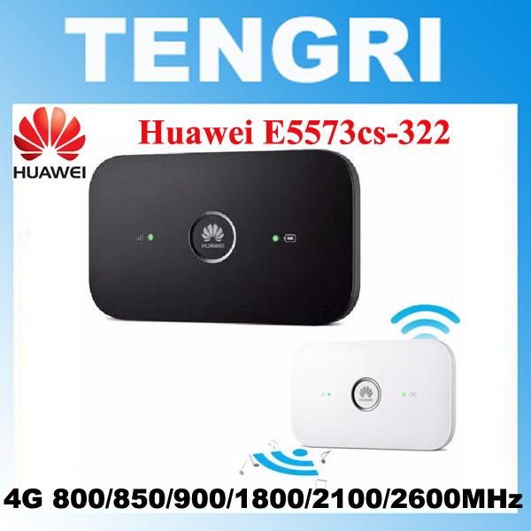 Prix pour Débloqué original huawei e5573 e5573cs-322 150 mbps 4g modem dongle lte wifi routeur de poche mobile hotspot