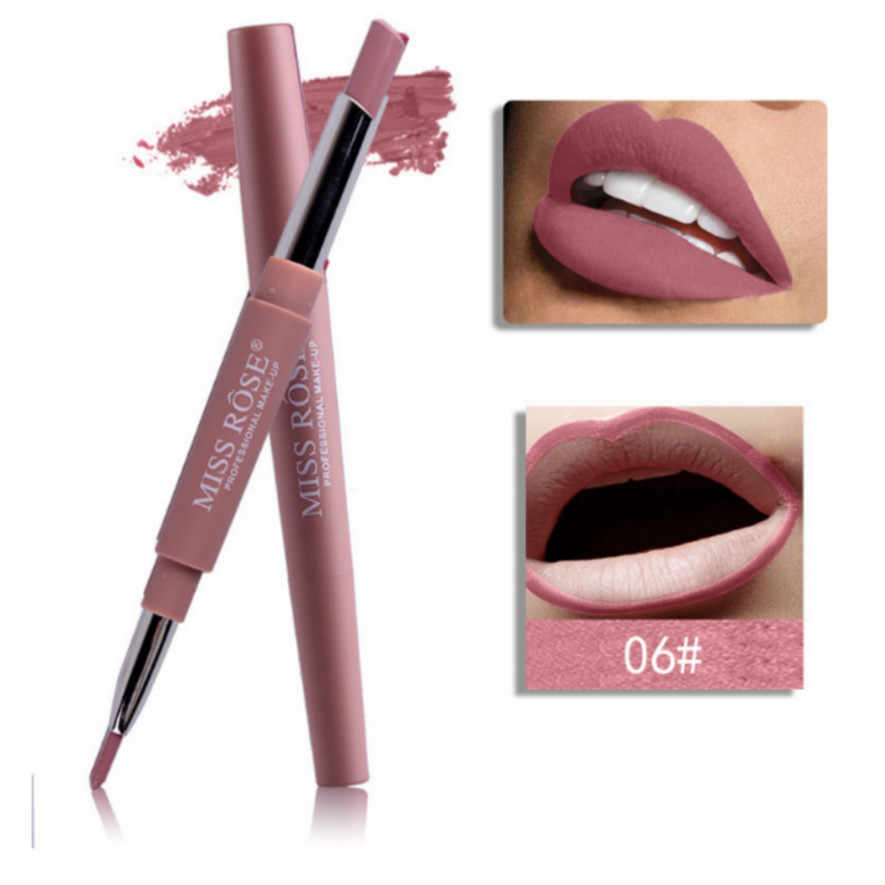 Sexy Red Matte Lipgloss Sexy Liquid Lip Gloss Matte Long Lasting Waterproof Cosmetic Beauty Keep 24 Hours Makeup Lips