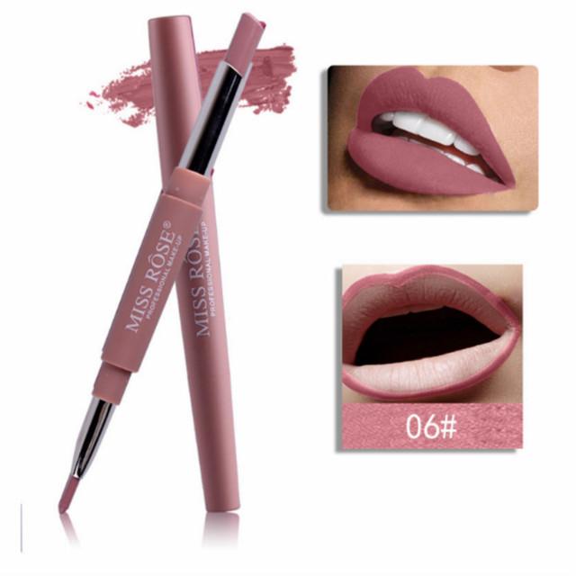 Sexy Red Matte Lipgloss Sexy Liquid Lip Gloss Matte Long Lasting Waterproof Cosmetic Beauty Keep 24 Hours Makeup Lips