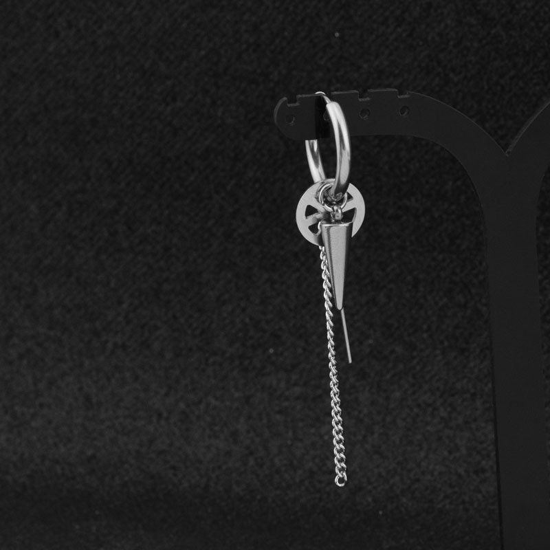 BTS Stud Unisex Earrings 3