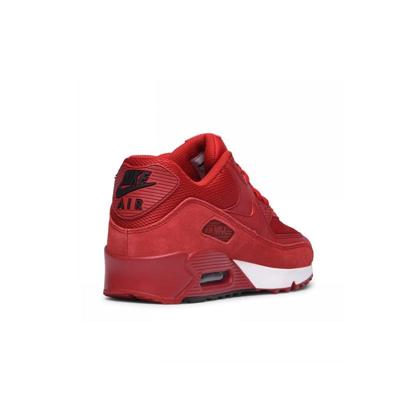 NIKE AIR MAX 90 ESSENTIEL de Original Et Authentique Hommes chaussures de course Sport baskets d'extérieur Confortable Durable Respirant 537384 - 2