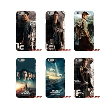 Maze Runner The Death Cure For Samsung Galaxy A3 A5 A7 J1 J2 J3 J5 J7 2015 2016 2017 Accessories Phone Cases Covers