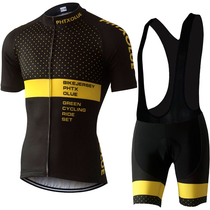Cycling Bike Short Sleeve Clothing Bicycle Sports Wear Set Jersey//Shorts S-XXL