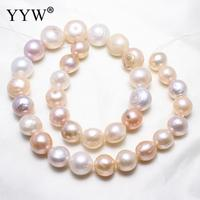 Free Shipping Hot Sale Cultured Irregular Shape Freshwater Mix Color Pearl Jewelry Making For Women Or