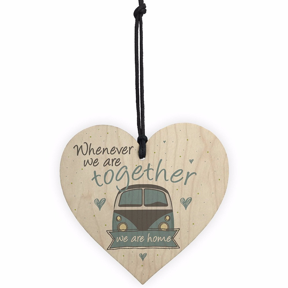 Shabby Chic Novelty Wooden Hanging Plaques Family Kitchen Home Animal Pets Sign