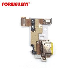 Image 2 - Dành Cho LG G6 Loại Hợp Cổng Sạc Dock Có Micro Đáy Ban Cáp Mềm G600 H870 H871 H872 LS993 VS998 US997 H873