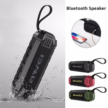 Original Awei Y280 Outdoor IPX4 Waterproof Wireless Bluetooth Speaker HIFI Stereo High Quality Sound With Power Bank Function цена