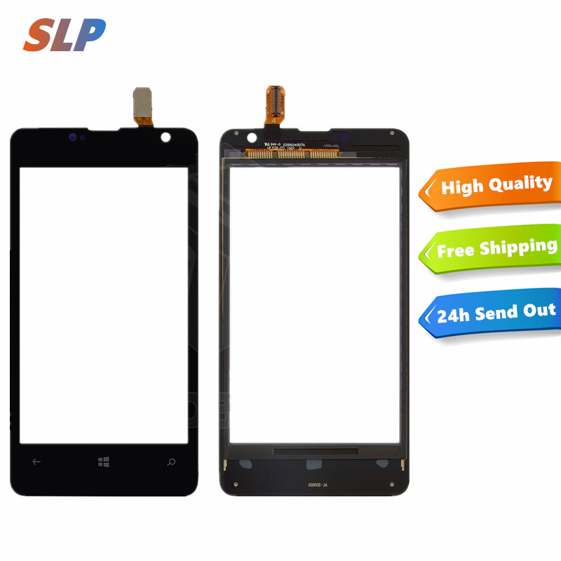 Skylarpu 4''inch Touchscreen for Nokia Microsoft Lumia 430 N430 Touch panel Sensor LCD Display Digitizer Glass Replacement