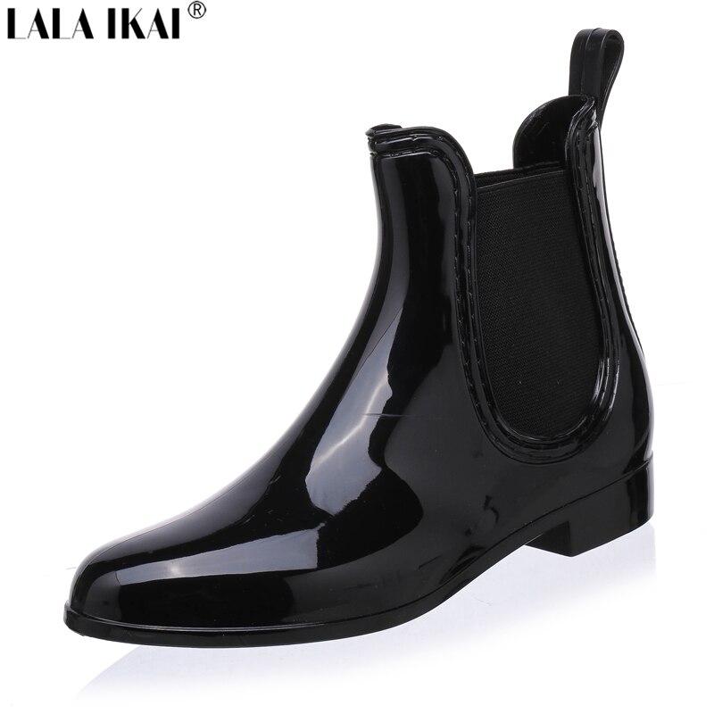 Online Get Cheap Short Rubber Rain Boots for Women -Aliexpress.com ...