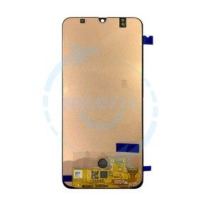 Image 4 - Für Samsung Galaxy A50 SM A505FN/DS A505F/DS A505 LCD Display Touchscreen Digitizer Montage Mit Rahmen Für samsung A50 lcd