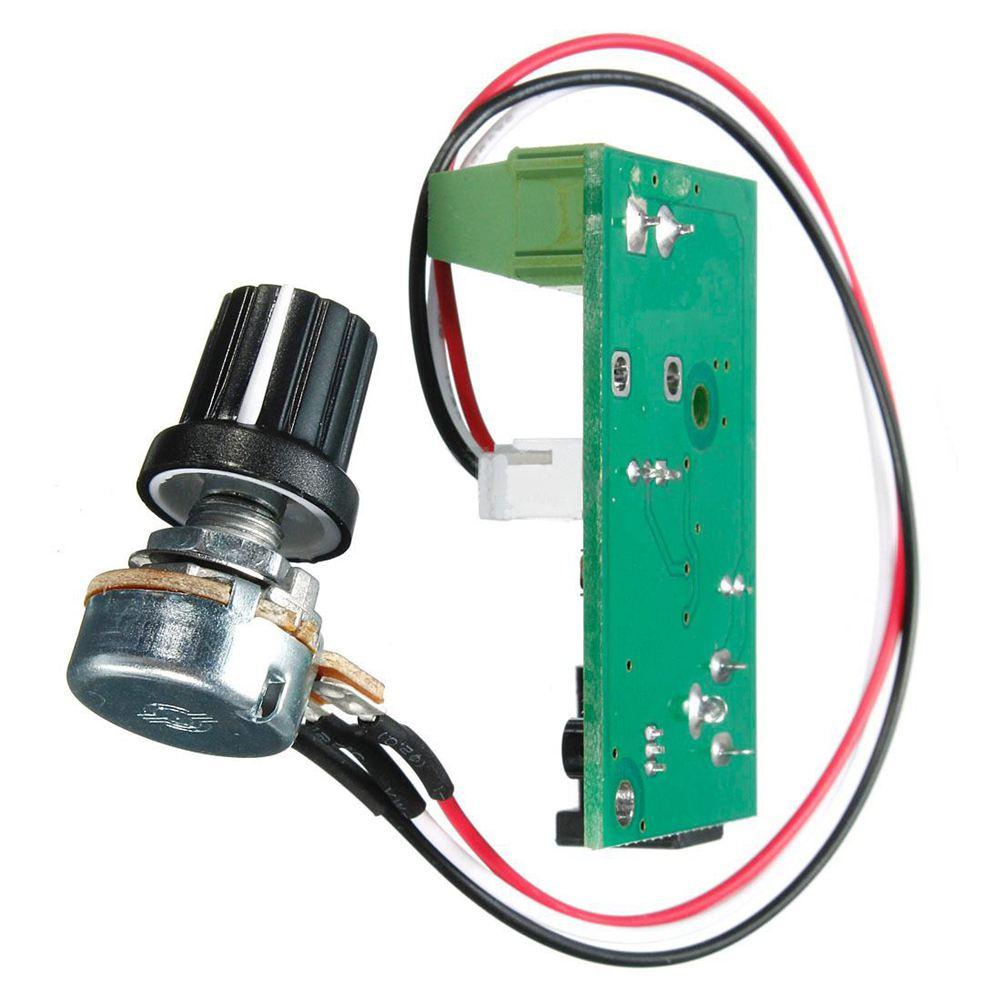 Regulating Switch Controller PWM DC Motor Speed Governor Pulse Width Modulator