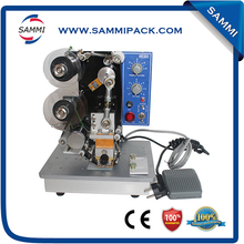 cheap price semi automatic expiry date printer