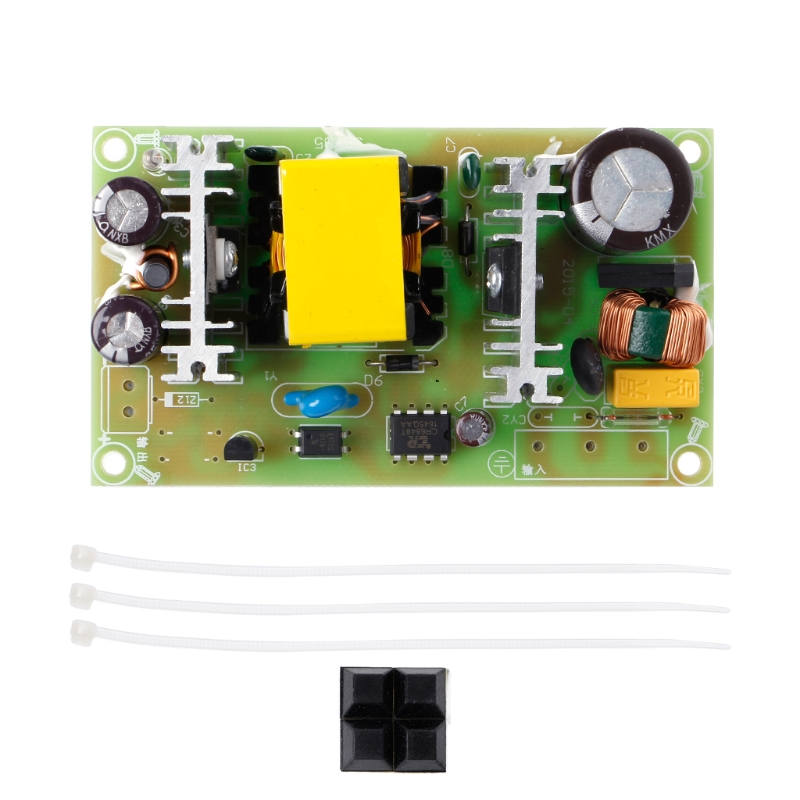 AC 100-240V to DC 24V 3A T12 Soldering Station Step-down Switching Power Supply Board 72W grant power t12 ростов