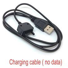 สายชาร์จ USB สำหรับ Sony Ericsson G705i G900 G900i G902 G902i J100 J100i T650 T650i T707 T707i TM506 V630 V630i สายชาร์จ