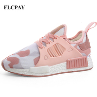 2017 New Brand FLCPAY Woman Sneakers Sports Shoes Women Running Shoes Outdoor Trend Training Shoes Walking