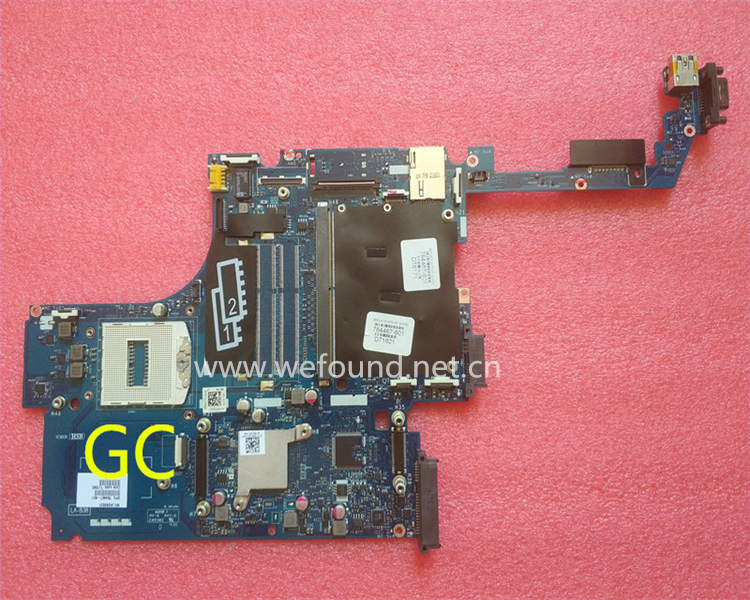 laptop Motherboard For 15 G2 LA-B381P 784467-601 784467-501 system mainboard Fully Tested цена