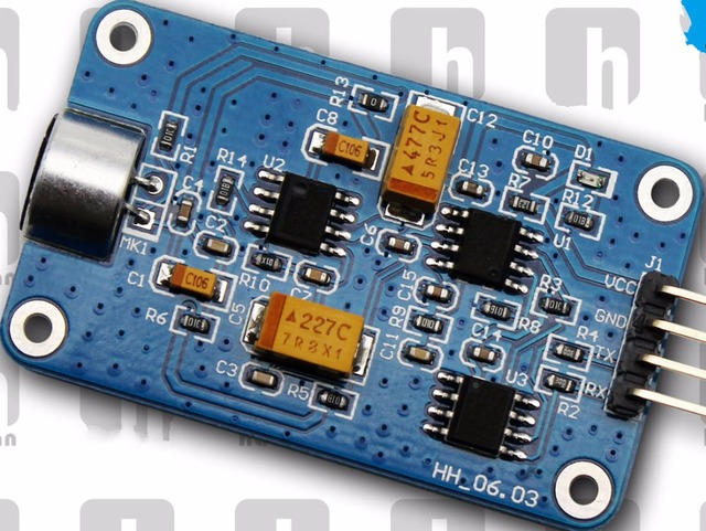ديسيبل كشف وحدة الصوت الاستشعار الضوضاء وحدة مستوى الصوت متر الضوضاء متر المسلسل TTL الناتج 40 130dB 50 20 كيلو هرتز صوت الاستشعار