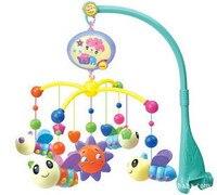 Neue Angekommene Weiß DIY 5 teile/satz ABS Set Babybett Mobile Bed Glocke Spielzeug Arm Halterung Nursery Musik Liebe Baby Rasseln