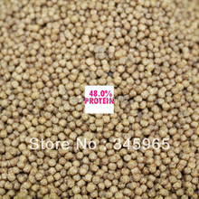 cheapest fish food for wholesales  (48.0% protein) 300g free shipping
