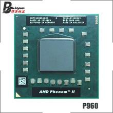 Четырехъядерный процессор AMD Phenom II Mobile P960 1,8 ГГц четырехъядерный процессор HMP960SGR42GM Socket S1